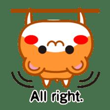 PokePoke Hamster sticker #12364207