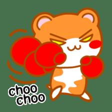 PokePoke Hamster sticker #12364208
