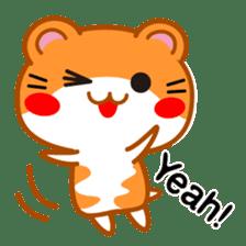PokePoke Hamster sticker #12364210