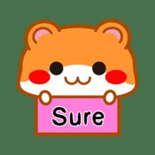 PokePoke Hamster sticker #12364212