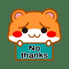 PokePoke Hamster sticker #12364213