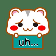 PokePoke Hamster sticker #12364215