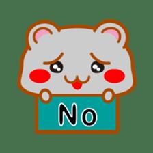 PokePoke Hamster sticker #12364217