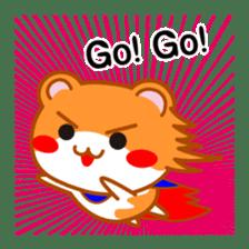 PokePoke Hamster sticker #12364220