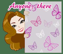 Ms. Pop Diva (ENG) sticker #12365526