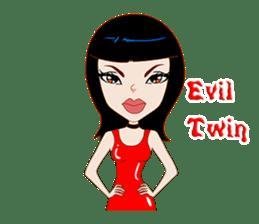 Ms. Pop Diva (ENG) sticker #12365538