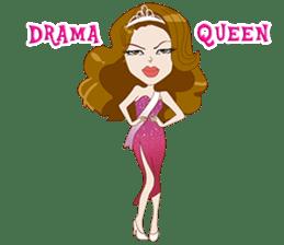 Ms. Pop Diva (ENG) sticker #12365545