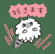 My Ragdoll Cat sticker #12369662