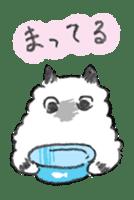 My Ragdoll Cat sticker #12369663