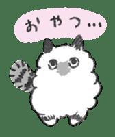 My Ragdoll Cat sticker #12369665