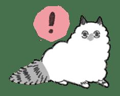 My Ragdoll Cat sticker #12369669
