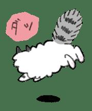 My Ragdoll Cat sticker #12369676