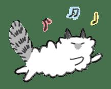 My Ragdoll Cat sticker #12369681