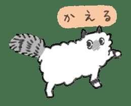 My Ragdoll Cat sticker #12369685