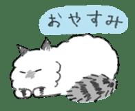 My Ragdoll Cat sticker #12369689