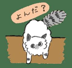 My Ragdoll Cat sticker #12369694