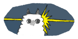 My Ragdoll Cat sticker #12369696