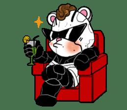 Panda Kibo ver.Mecha sticker #12371186