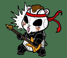 Panda Kibo ver.Mecha sticker #12371187
