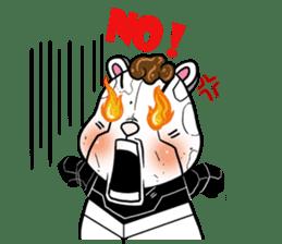 Panda Kibo ver.Mecha sticker #12371199
