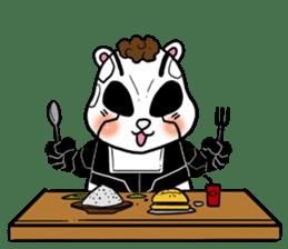 Panda Kibo ver.Mecha sticker #12371204