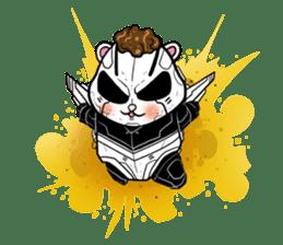 Panda Kibo ver.Mecha sticker #12371206
