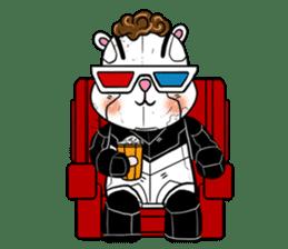Panda Kibo ver.Mecha sticker #12371210