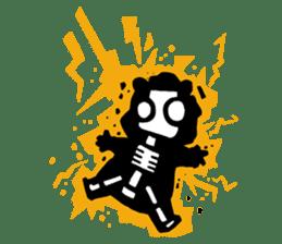 Panda Kibo ver.Mecha sticker #12371217