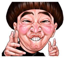 funny face Collection sticker #12376963