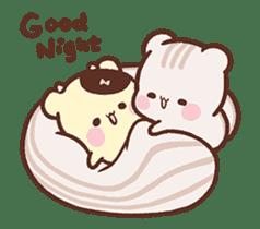 Sweet House shining couple segment sticker #12381867