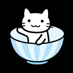 Happy Days cat Animated