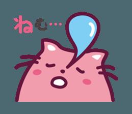 PUYOPUYO-CAT sticker #12383193