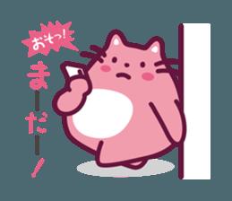 PUYOPUYO-CAT sticker #12383195