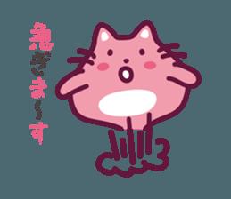 PUYOPUYO-CAT sticker #12383196