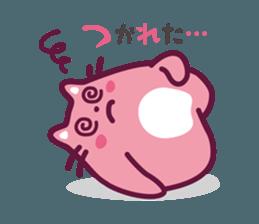 PUYOPUYO-CAT sticker #12383208