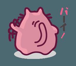 PUYOPUYO-CAT sticker #12383221