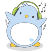 Piki The Penguin sticker #12385555