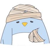 Piki The Penguin sticker #12385570