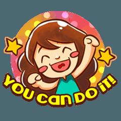 Color Drops : Encouragements