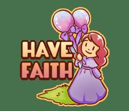 Color Drops : Encouragements sticker #12388821
