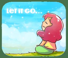 Color Drops : Encouragements sticker #12388836