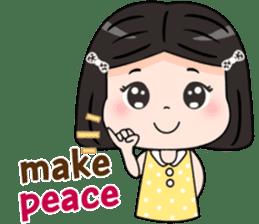 Noo LiJu (ENG) sticker #12388890