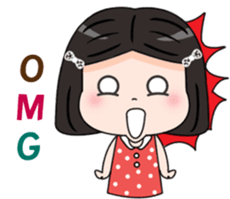 Noo LiJu (ENG) sticker #12388908
