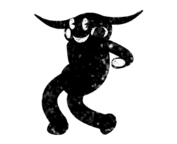 Buffalo Dance Non Stop Vol.1 sticker #12389638