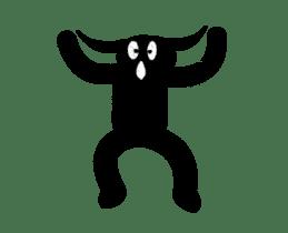Buffalo Dance Non Stop Vol.1 sticker #12389655