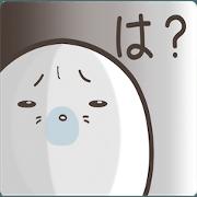 สติ๊กเกอร์ไลน์ Cute seal by Torataro 2