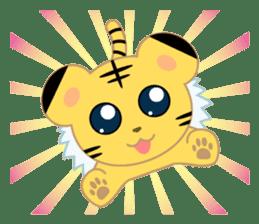 Torarara~ -02- sticker #12401424