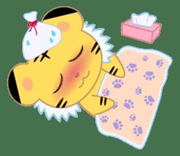 Torarara~ -02- sticker #12401448