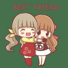 Centilia's Friends : Mocca sticker #12403181