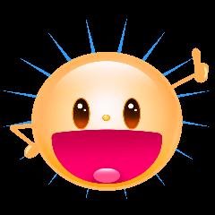 Smily Sticker Animation